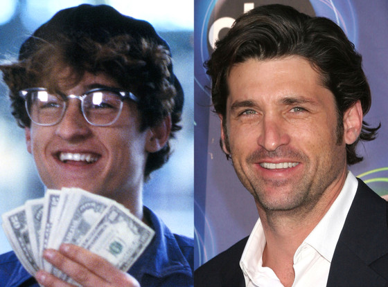 Patrick Dempsey, Can't Buy Me Love, Hunky Transformations