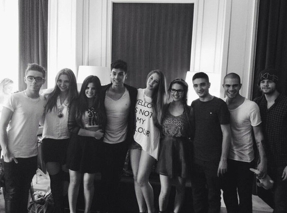 The Wanted Instagram Twitter