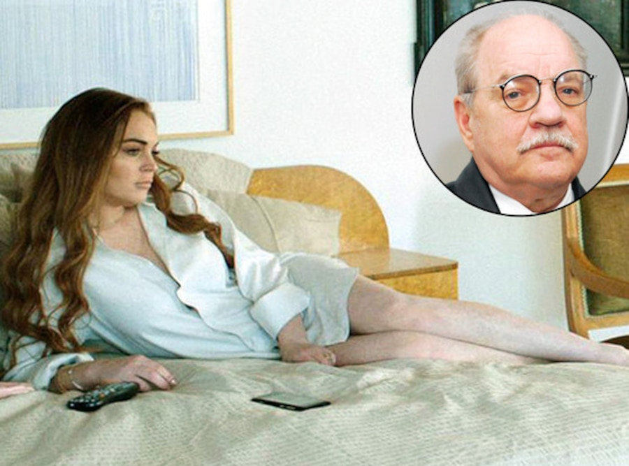 Lindsay Lohan, The Canyons, Paul Shrader