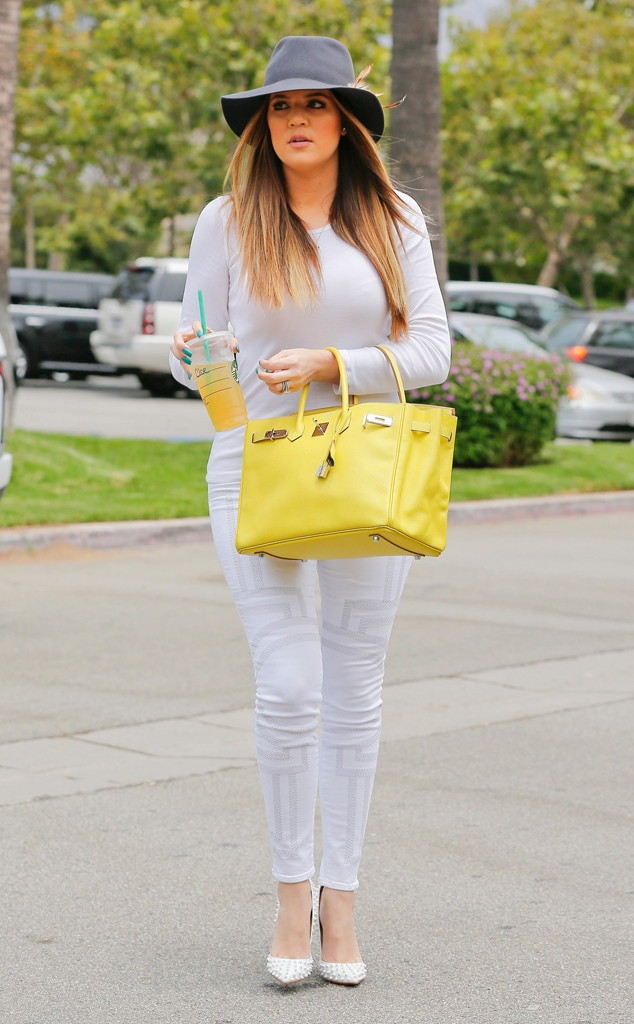 Hermes And Louboutin From Khloe Kardashianu0026#39;s Best Looks