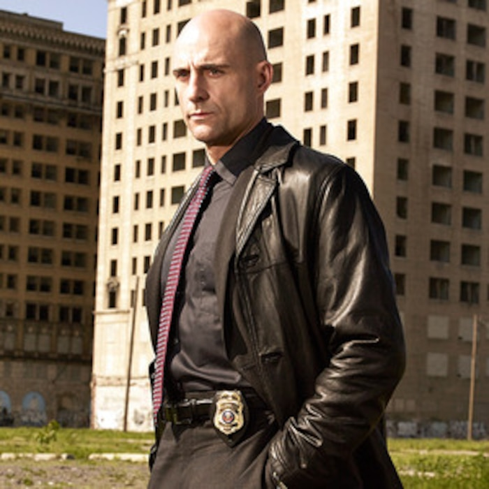 Mark Strong, Low Winter Sun