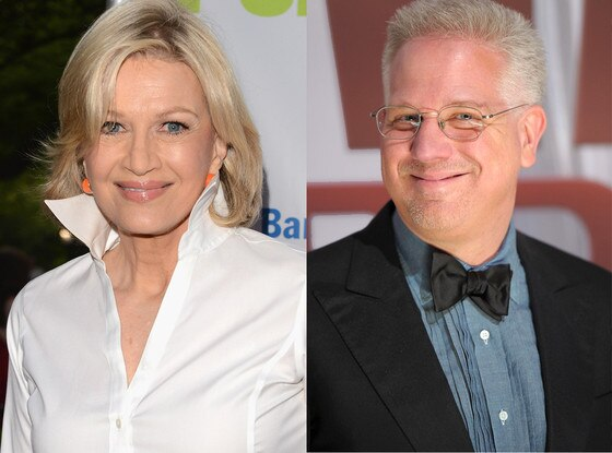 Diane Sawyer, Glenn Beck