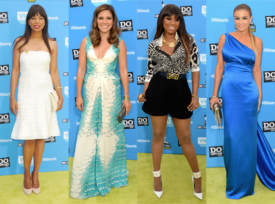 Sophia Bush, Jennifer Hudson, Aisha Tyler, Carmen Electra, Do Something