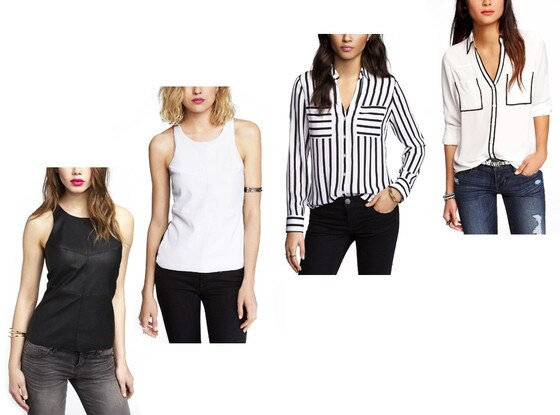 Express Tops, Editors Obsessions