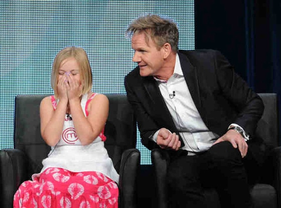 Gordon Ramsay, Sarah, TCA