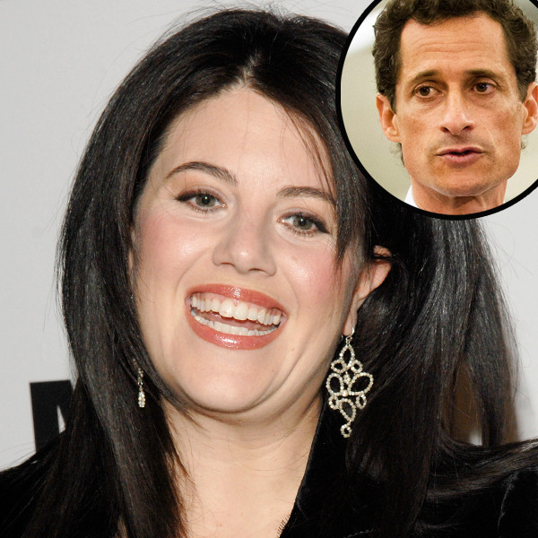 Monica Lewinsky, Anthony Weiner