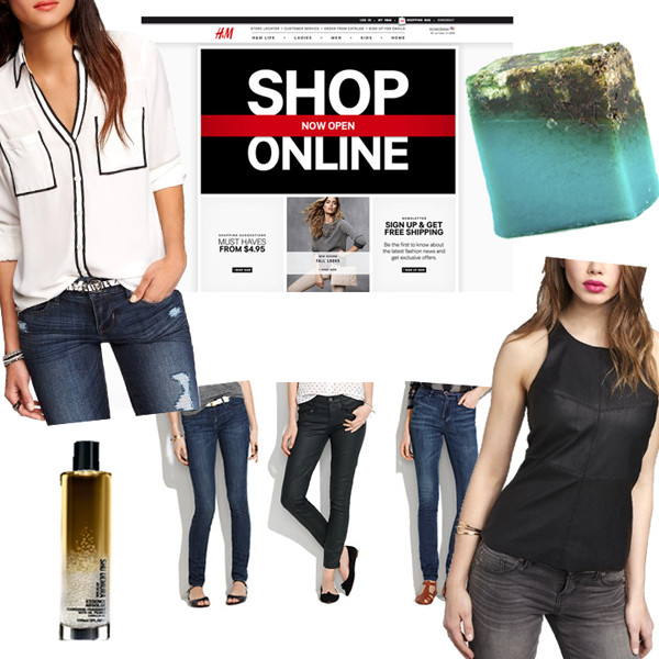 Editor obsessions madewell 39 s slimming denim line h m 39 s e for Good online fashion shopping sites