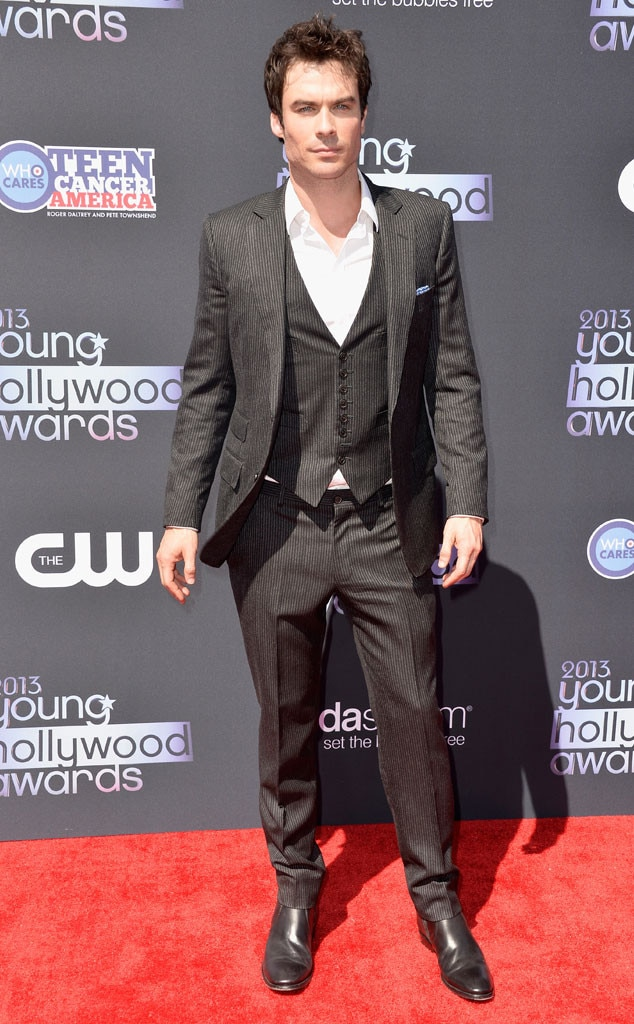 Young Hollywood Awards, Ian Somerhalder