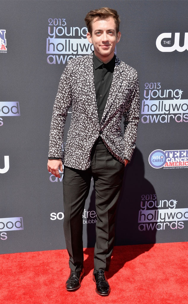 Young Hollywood Awards, Kevin McHale