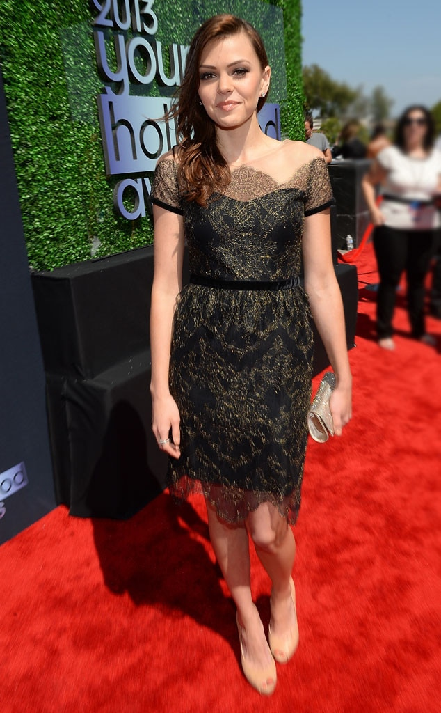 Young Hollywood Awards, Aimee Teegarden