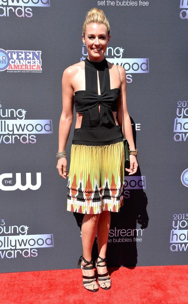 Young Hollywood Awards, Cat Deeley