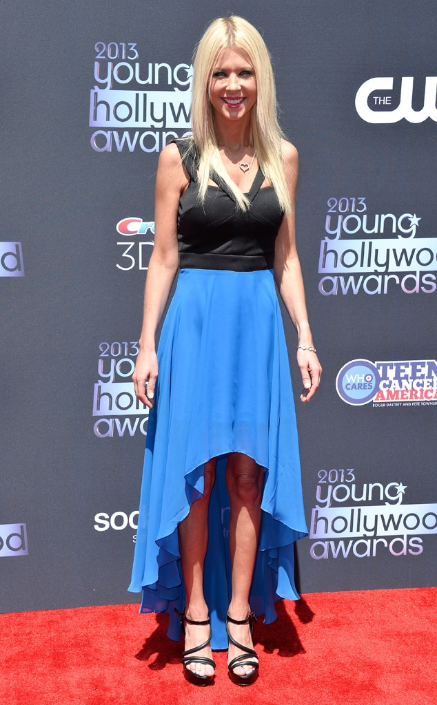 Young Hollywood Awards, Tara Reid