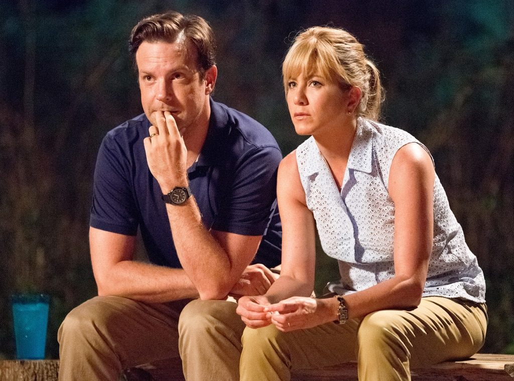 Jennifer Aniston, Jason Sudeikis, Were the Millers