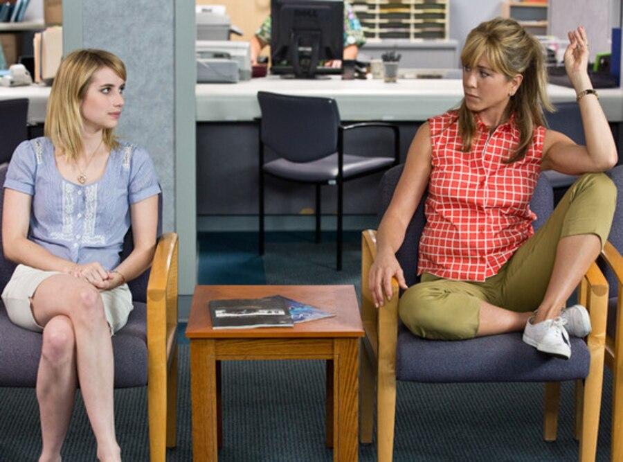 Jennifer Aniston, Emma Roberts, We're the Millers