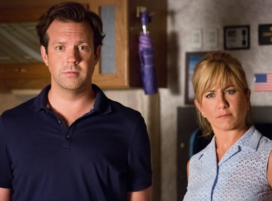 Jennifer Aniston, Jason Sudekis, We're the Millers