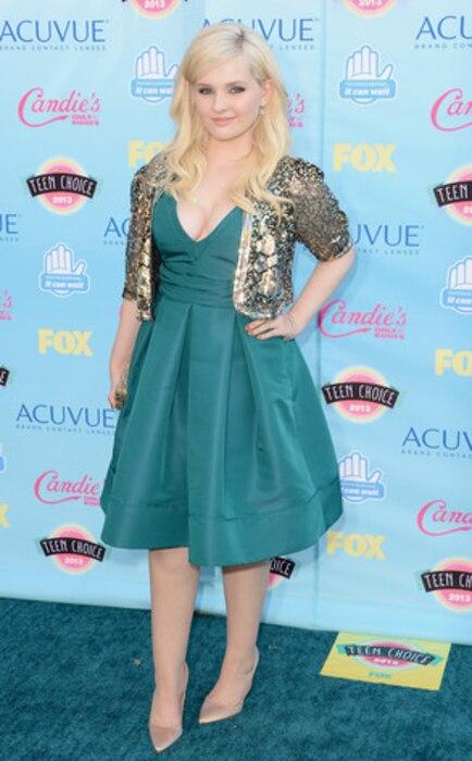 Abigail Breslin, Teen Choice Awards