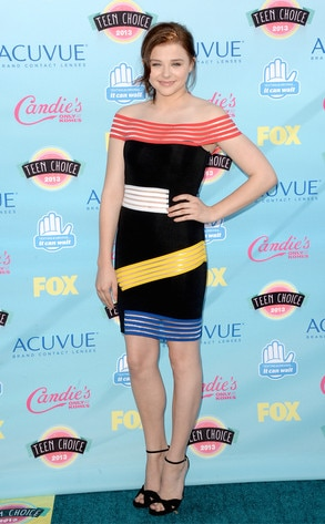 Chloe Grace Moretz, Teen Choice Awards