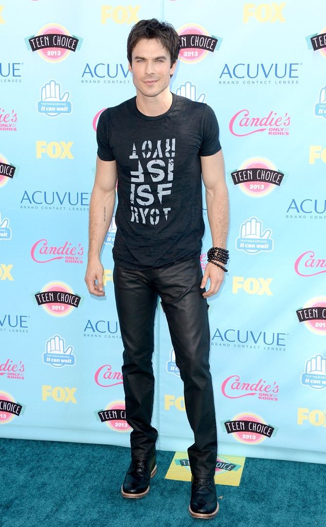 Ian Somerhalder, Teen Choice Awards