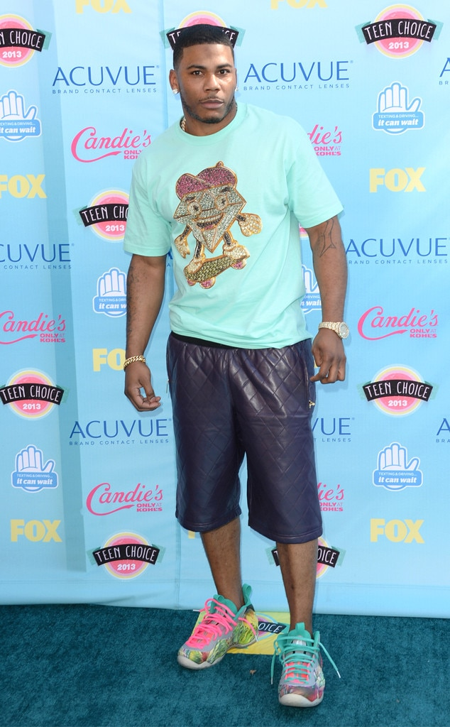 Nelly, Teen Choice Awards
