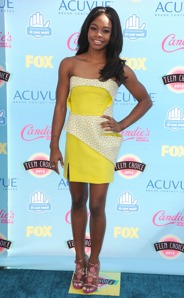 Gabby Douglas, Teen Choice Awards