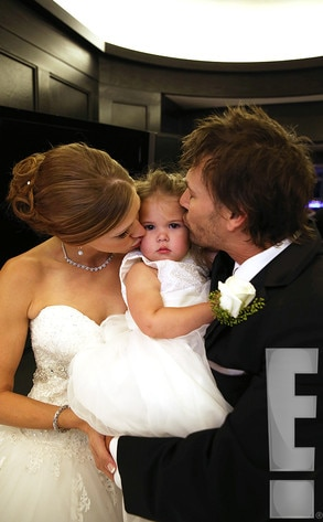 Kevin Federline, Victoria Prince, Wedding