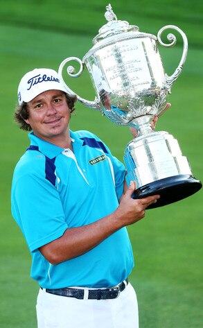 Jason Dufner, Wanamaker Trophy, PGA Championship