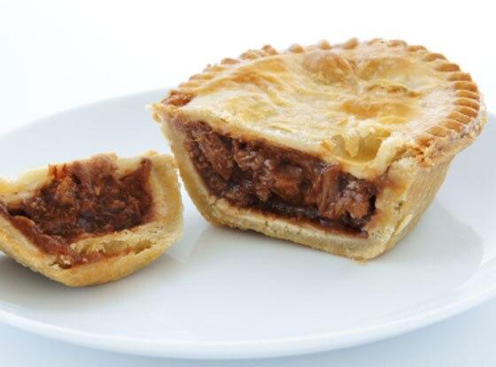 Prison Menu, Pot Pie