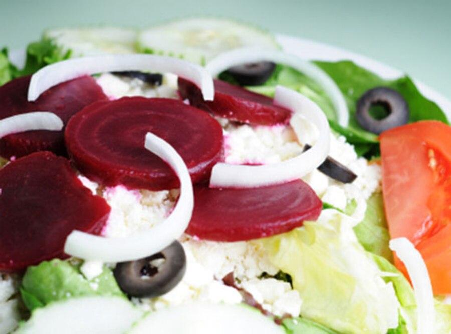 Prison Menu, Salad