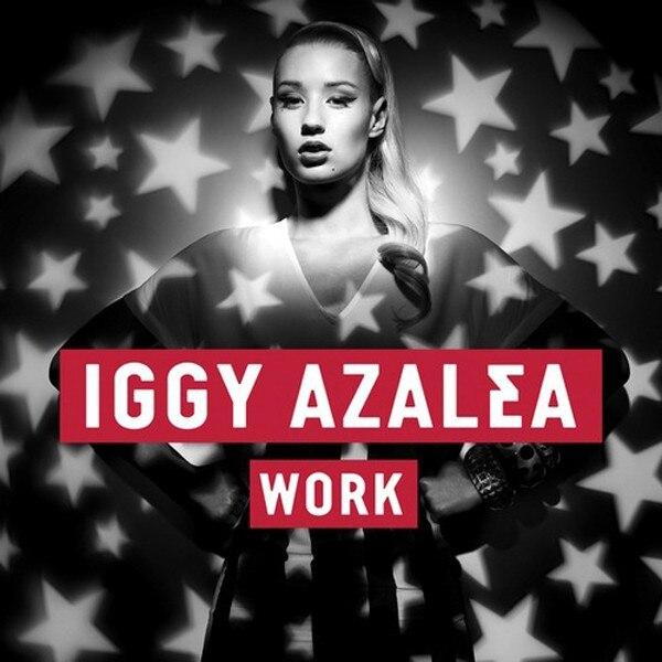 Iggy Azalea, Work