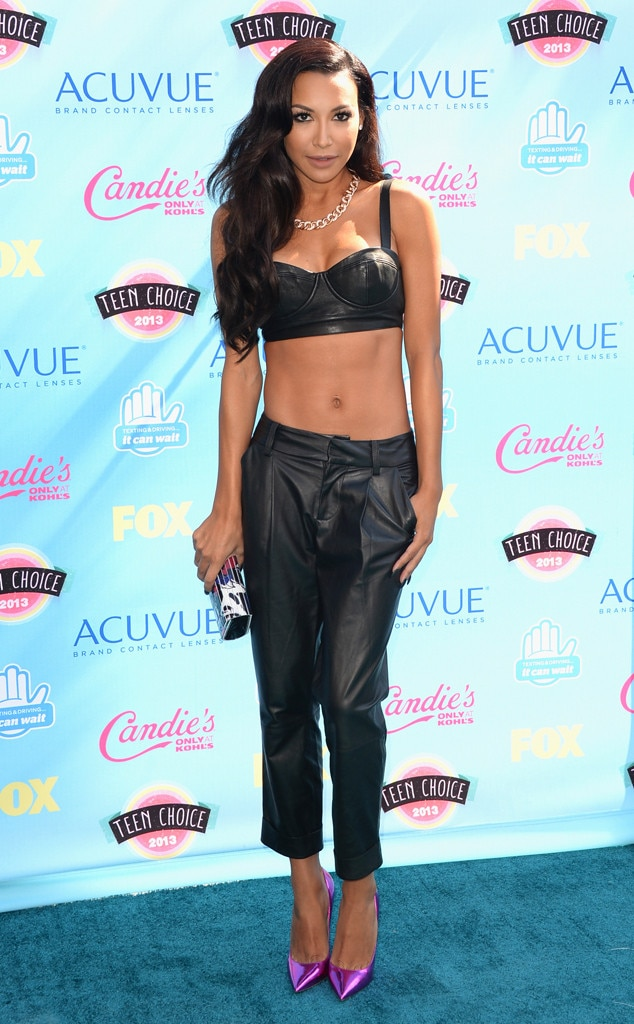 Naya Rivera, Teen Choice Awards