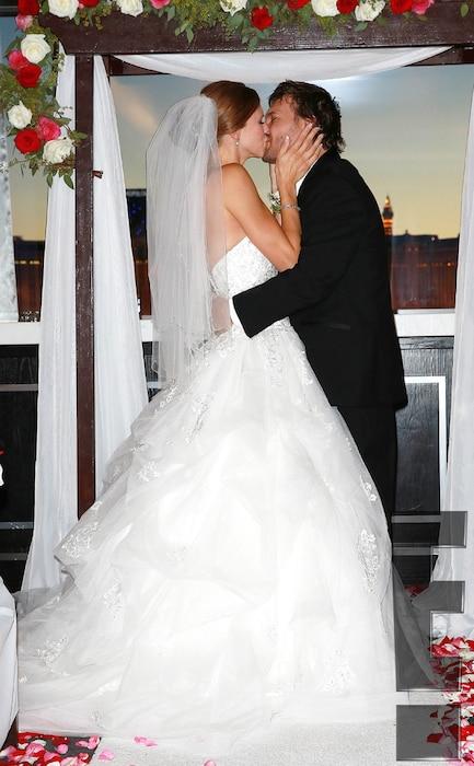 Kevin Federline, Victoria Prince, Wedding