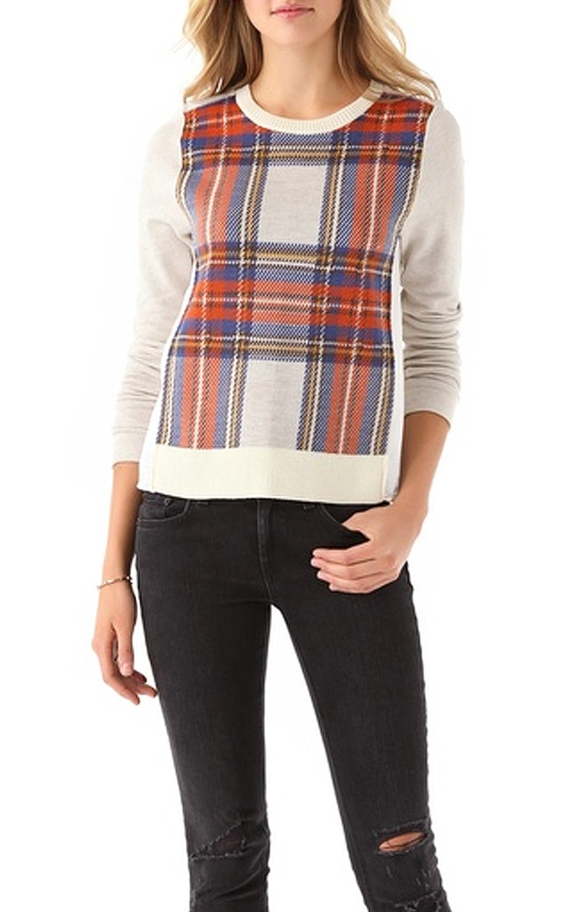 Plaid Products, Clu Sweater