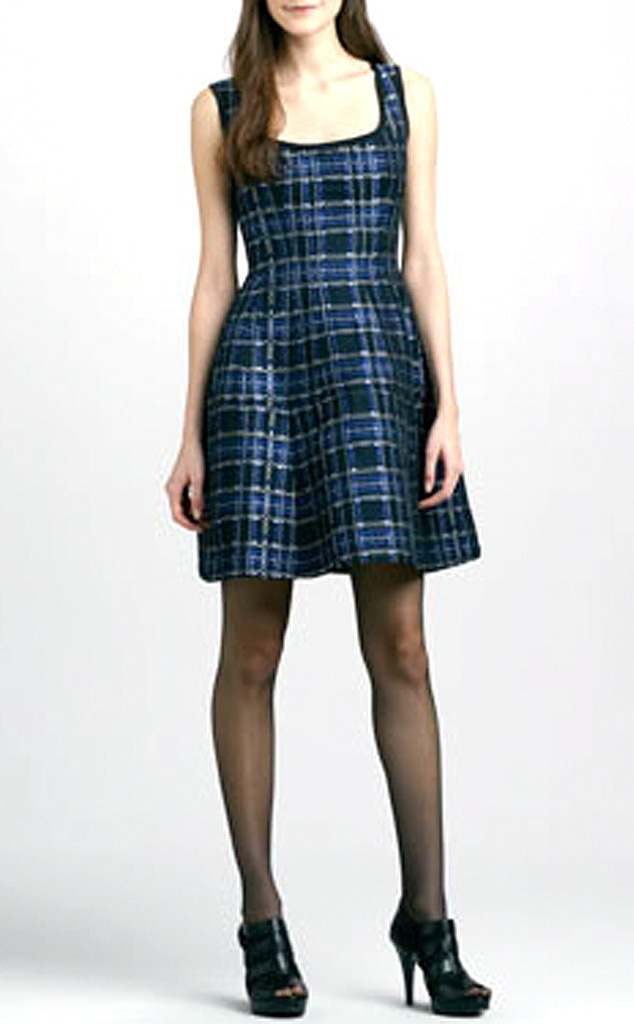 Plaid Products, Nanette Lepore Dress