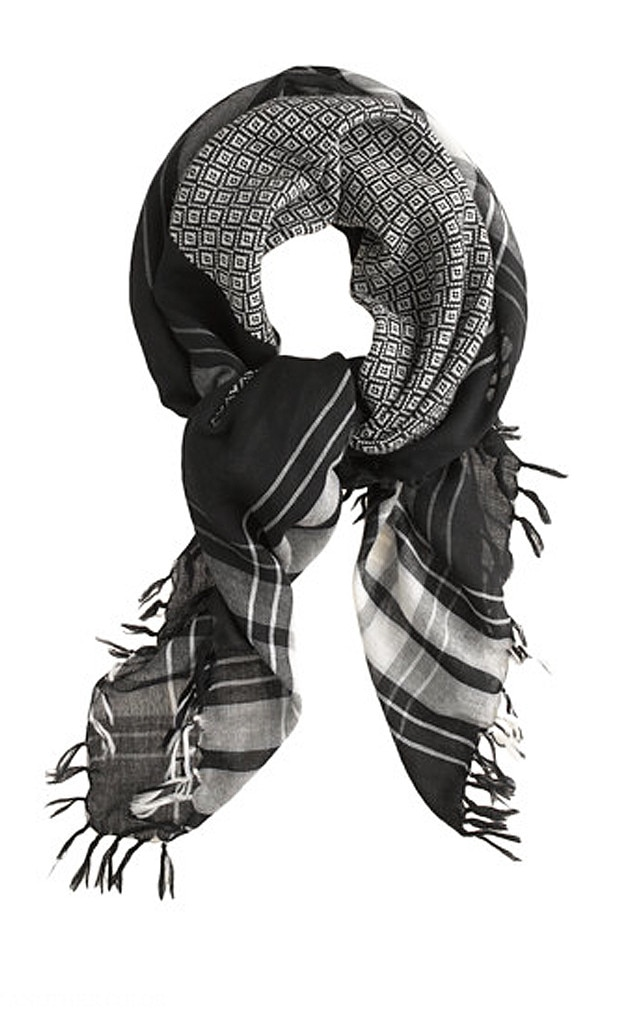 Plaid Products, J.Crew Scarf