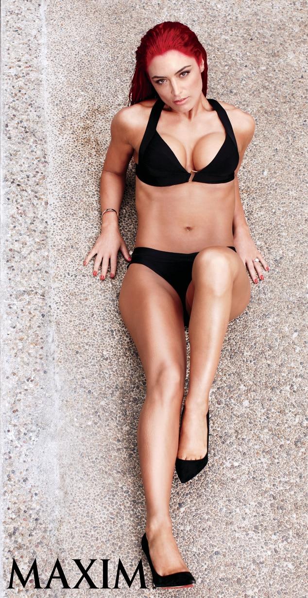 Eva Marie, Maxim Magazine