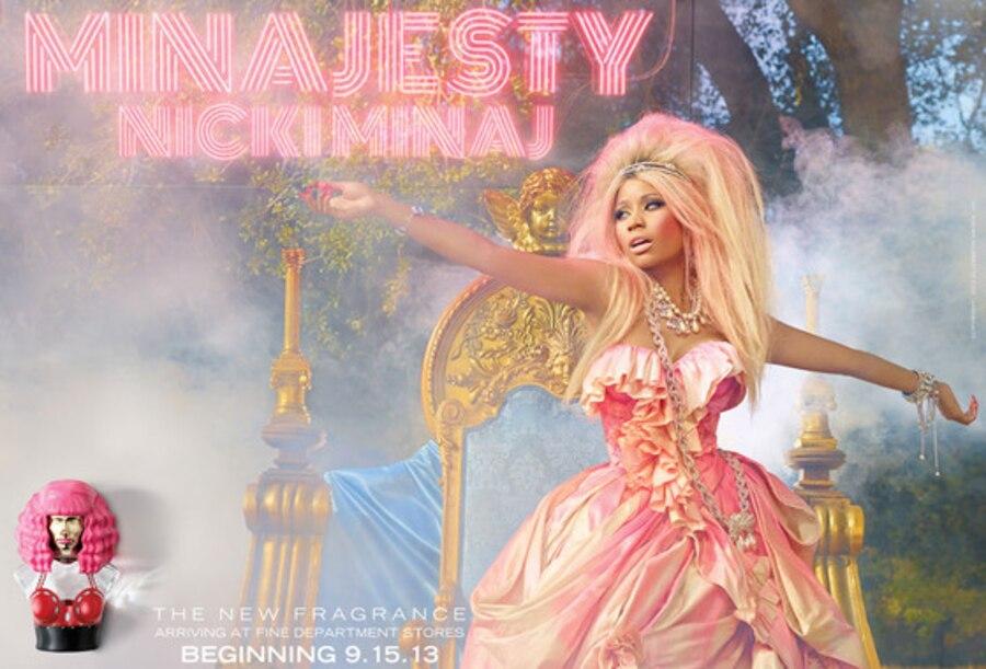 Nicki Minaj, Minajesty Ad