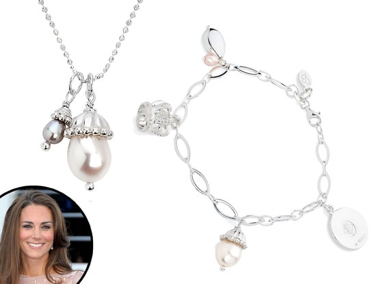 Kate Middleton, Prince George Jewelry, Claudia Bradby