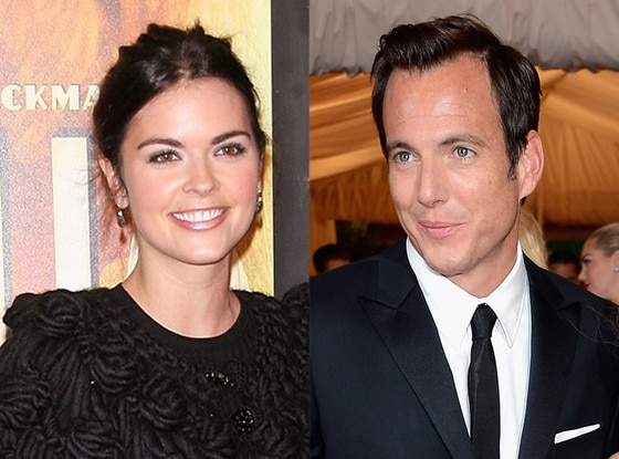 Katie Lee Joel, Will Arnett