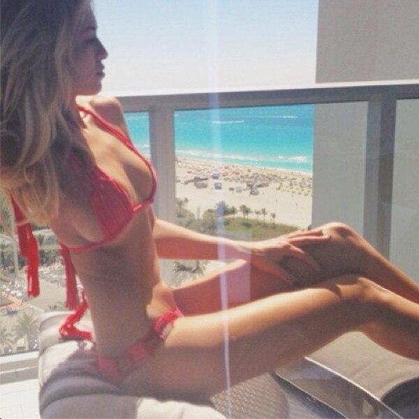 Paulina Gretzky, Instagram
