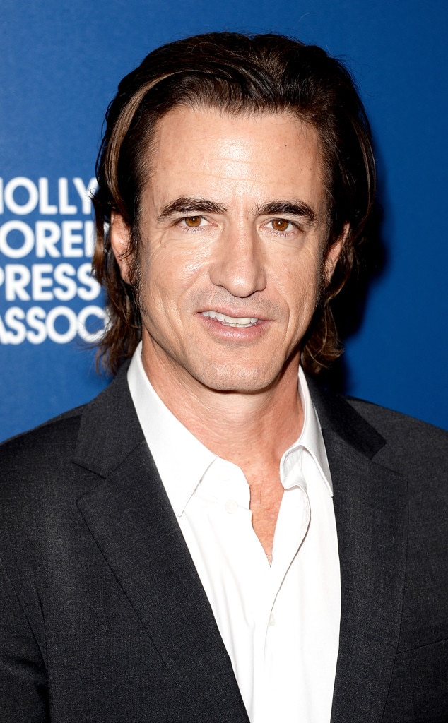 Dermot Mulroney, HFPA Luncheon
