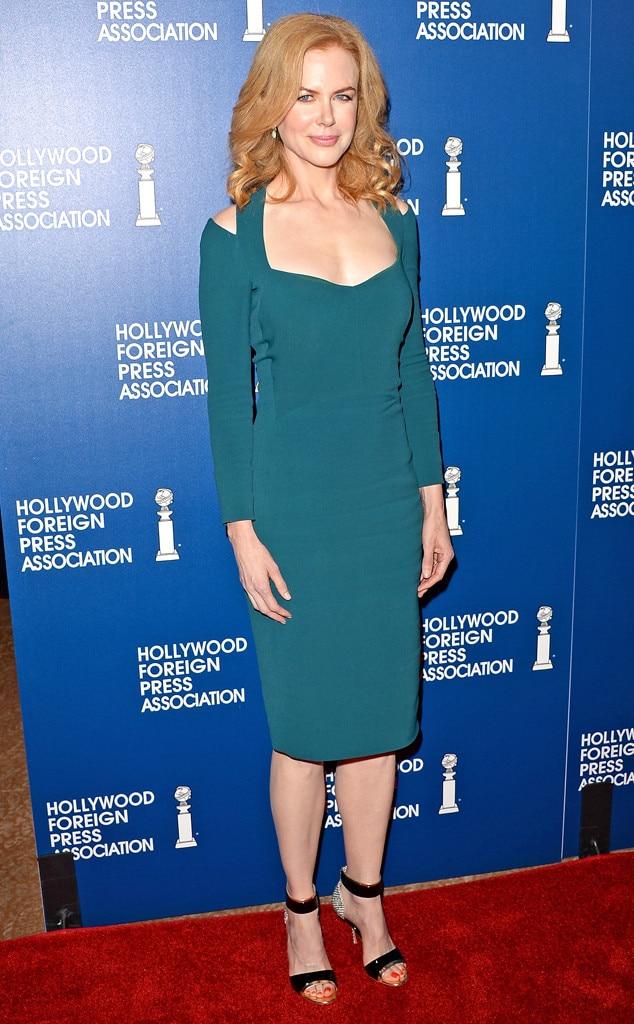 Nicole Kidman, HFPA Luncheon