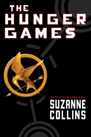 Hunger Games, Book Cover