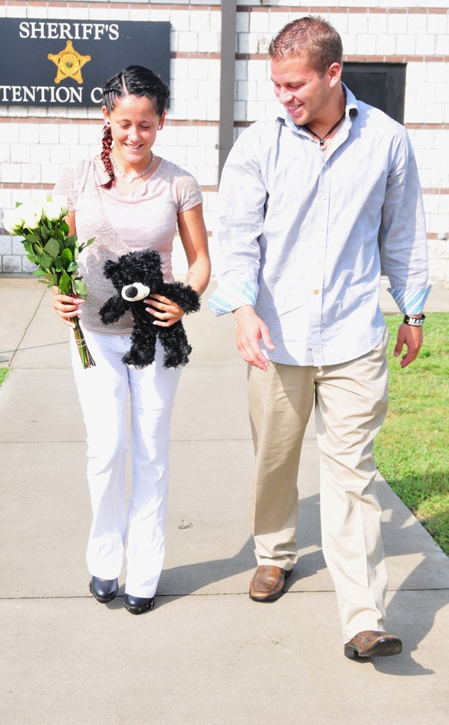 Jenelle Evans, Nathan Griffith
