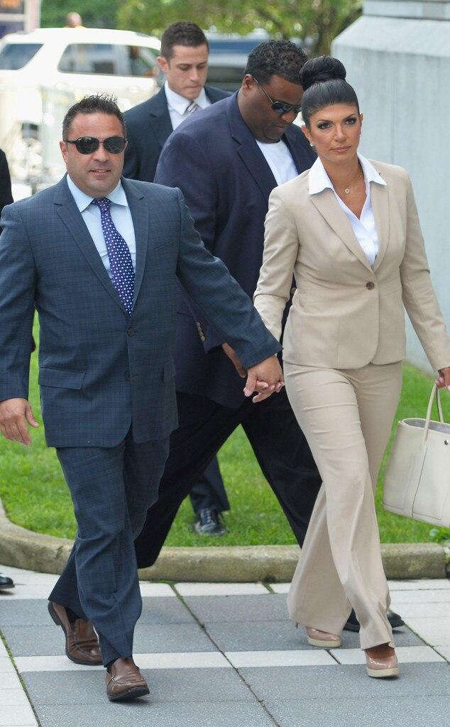 Joe Giudice,Teresa Giudice, Court