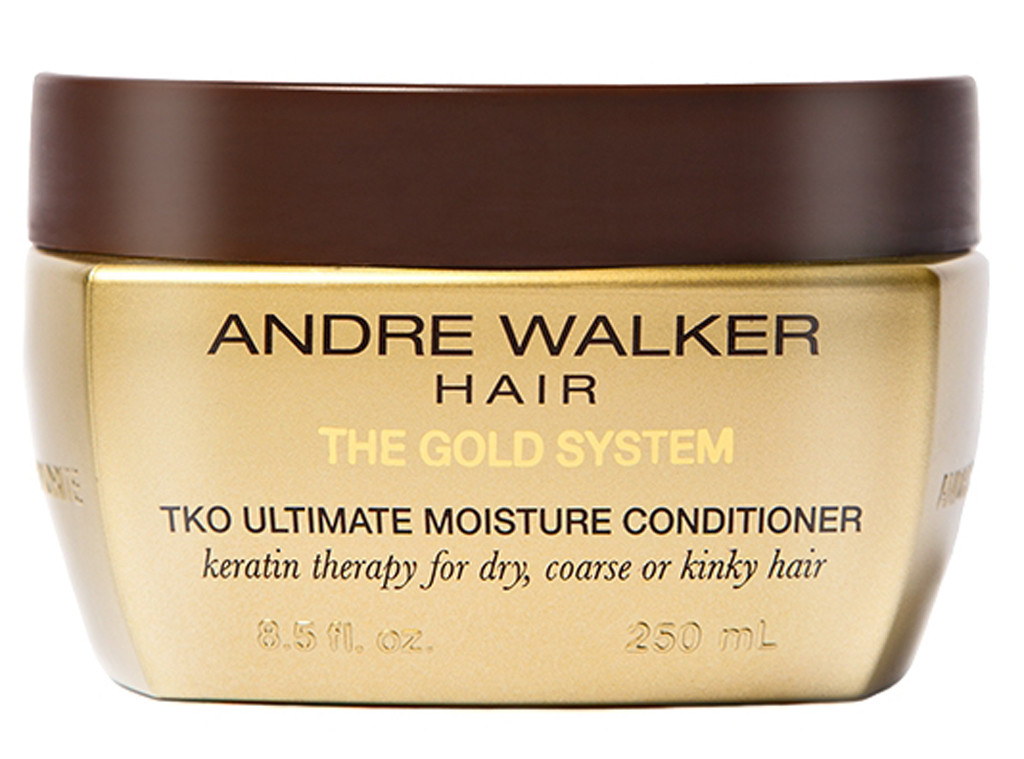 Andre Walker Hair The Gold System Tko Ultimate Moisture