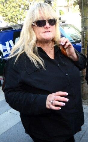 Debbie Rowe, Court