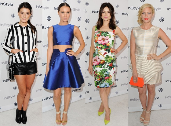 Crystal Reed, Camilla Luddington, Shenae Grimes, Brittany Snow