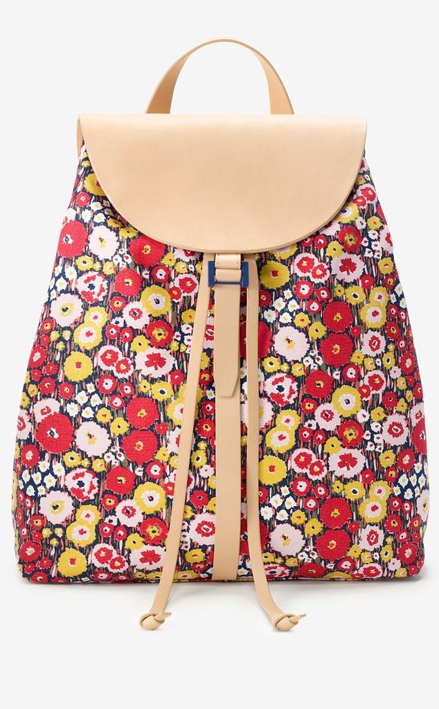 Kate Spade Floral Backpack