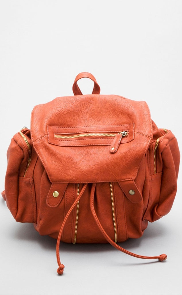 Tangerine Backpack