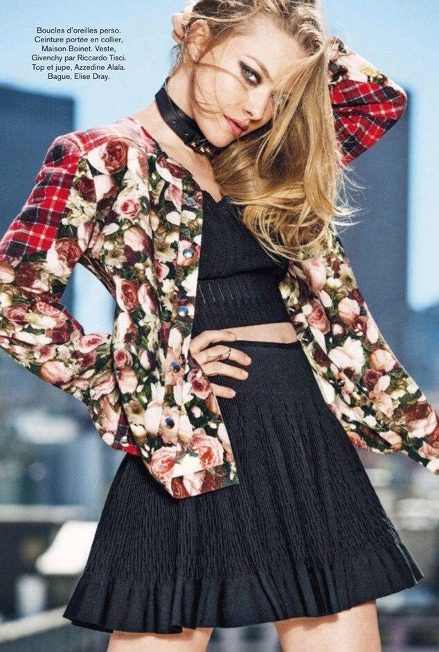 French Glamour, Amanda Seyfried
